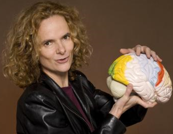 "Dr. Nora Volkow, Director of the National Institute on Drug Abuse (NIDA) at the National Institutes of Health where ""Dr. Volkow's work has been instrumental in demonstrating that drug addiction is a disease of the human brain."""