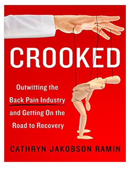 Crooked by Cathryn Jakobson Ramin