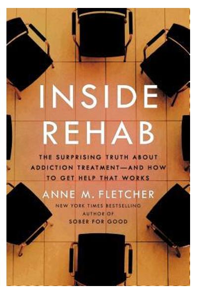 Inside Rehab Book image