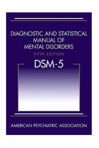 Front cover of the DSM 5