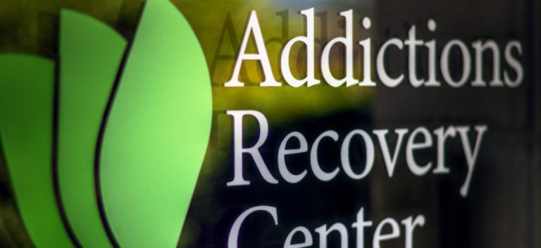 Addiction treatment logo