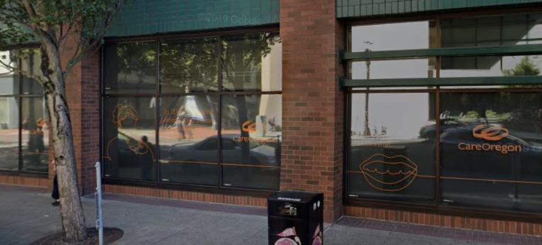 Care Oregon office building in Portland