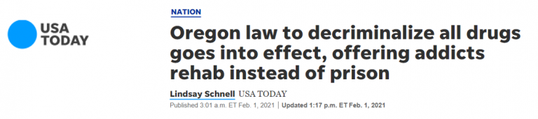USA TODAY headline