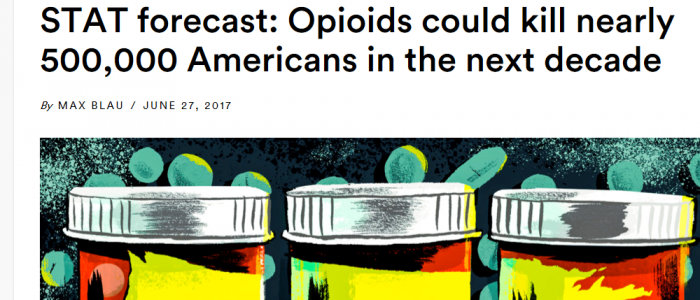 STAT opioid deaths
