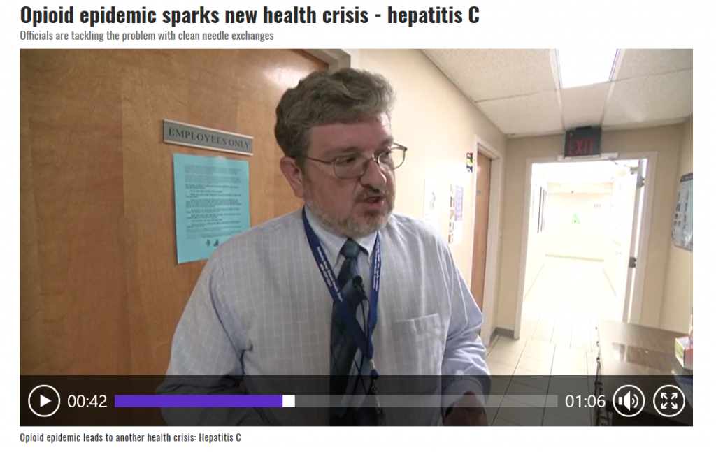 Kentucky Hep C epidemic