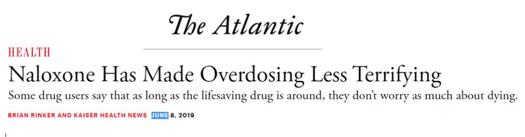 headline about fentanyl use in Atlantic