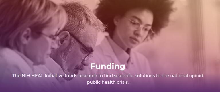 1billion funding NIH HEAL 5