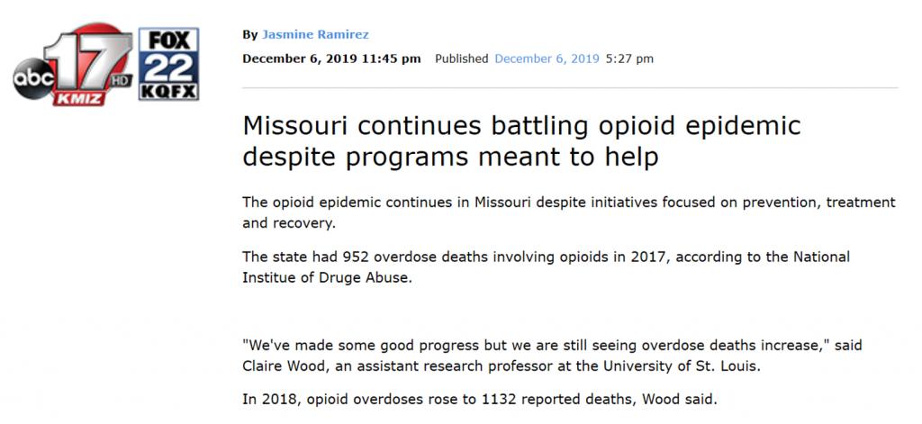 Missouri OCcomp
