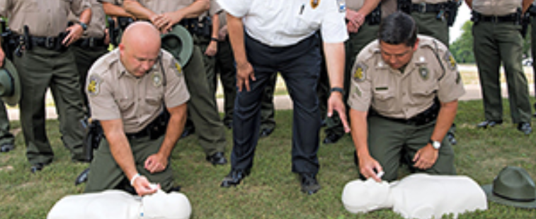 Park Rangers in Missouri being trained for opioid overdoses